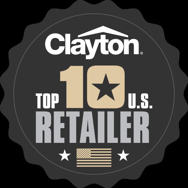 Clayton Top 10 U.S. Retailer