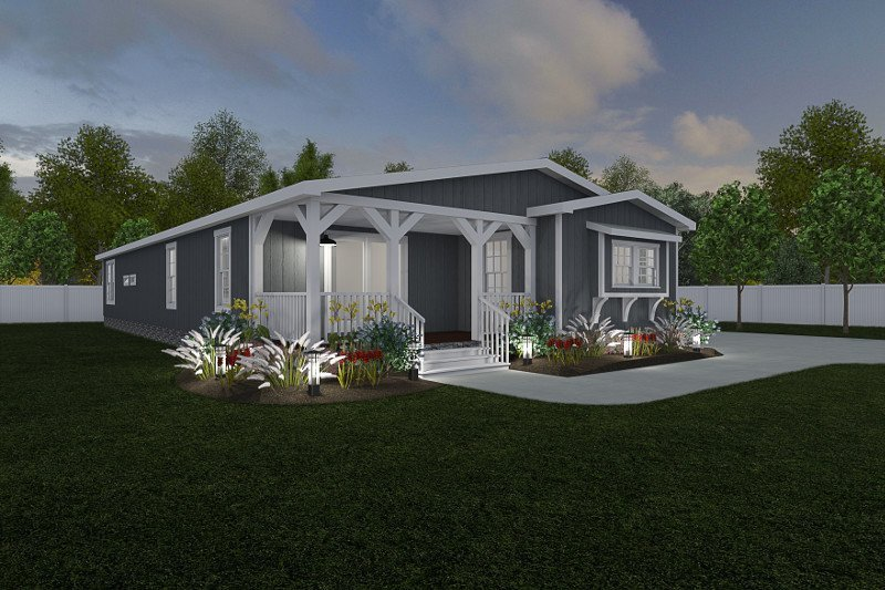 Se Homes  U0026quot Littlefield U0026quot  Model Manufactured Home For Sale In